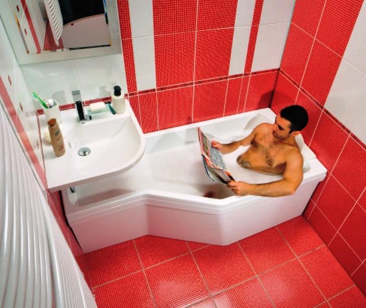 фото ванная и туалет совмещенные фото